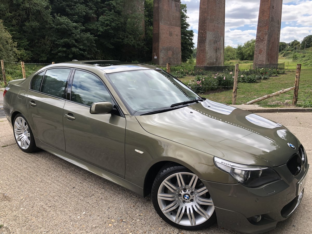 2005 *Now Sold* BMW 535D Individual | Genuine 53,000 Miles | FSH  For Sale (picture 1 of 6)