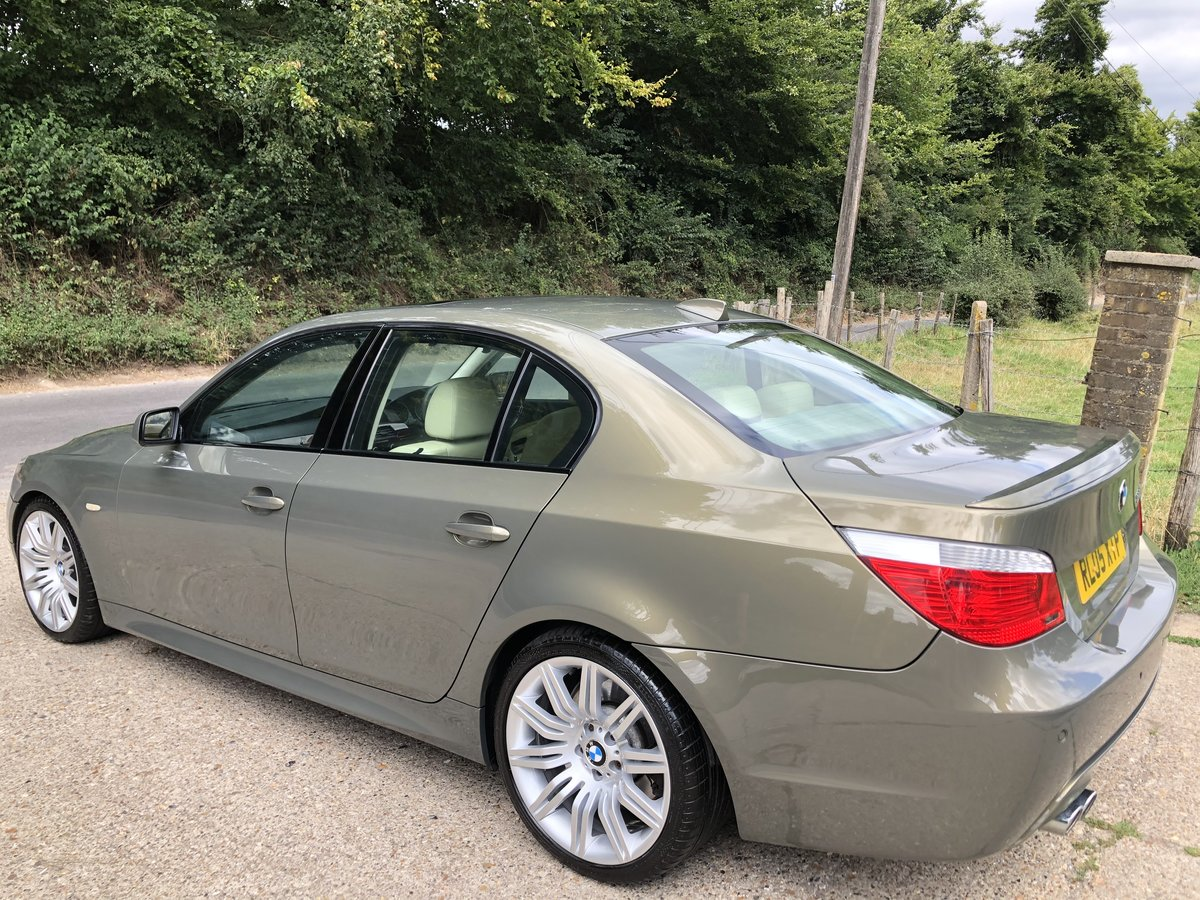 2005 *Now Sold* BMW 535D Individual | Genuine 53,000 Miles | FSH  For Sale (picture 3 of 6)
