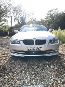 2012 Immaculately presented BMW 320iSE