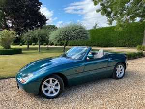 1990 BMW Z1 ROADSTER 2 OWNERS FROM NEW. FULL BMW SERVICE HISTORY
