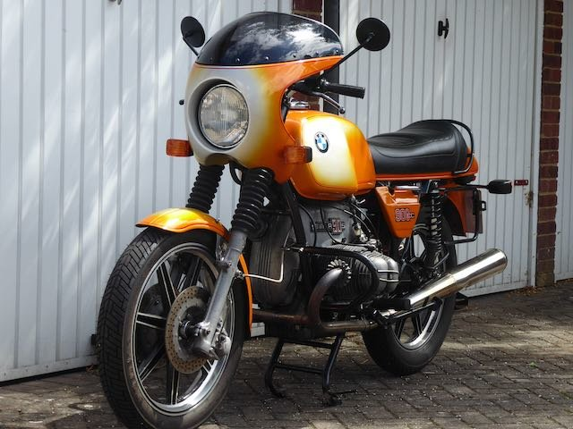 1975 BMW R90S SOLD (picture 1 of 6)