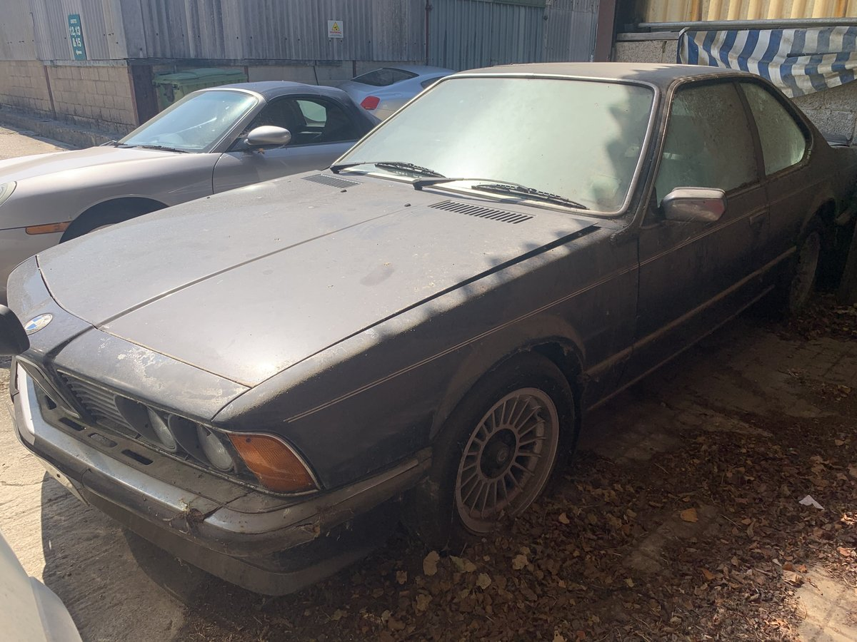 1984 BMW 635csi coupe For Sale (picture 5 of 6)