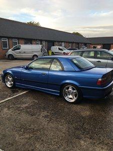 1998 BMW M3 3.2 EVO Convertible