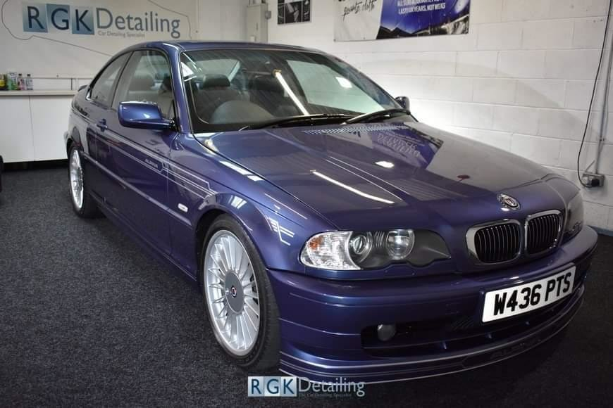 2000 e46 alpina coupe best you will find SOLD (picture 1 of 6)