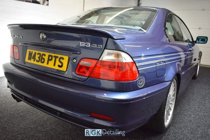 2000 e46 alpina coupe best you will find SOLD (picture 2 of 6)