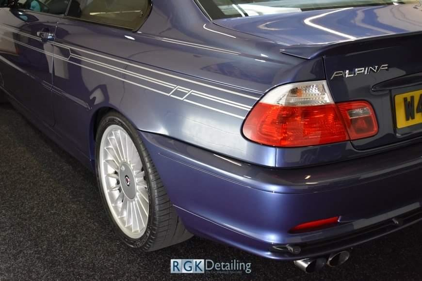 2000 e46 alpina coupe best you will find SOLD (picture 5 of 6)