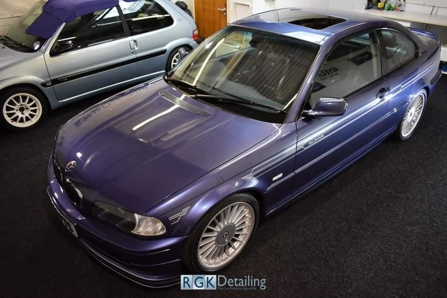 2000 e46 alpina coupe best you will find SOLD (picture 6 of 6)