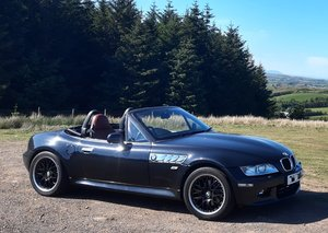 BMW Z3 3.0i Hardtop - Stunning Rare Example