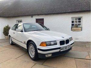 Picture of 1994 Time warp retro BMW 1.6 i E36  Auto,