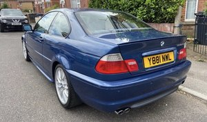 2001 BMW 330CI M Sport Coupe Manual