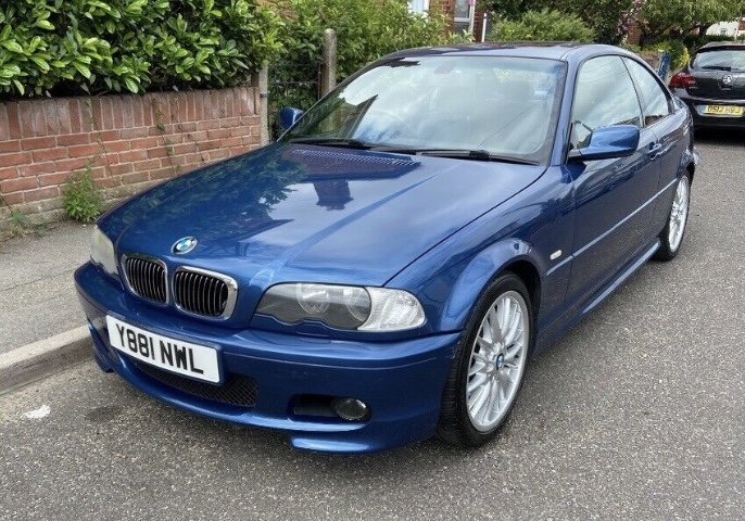 2001 Bmw 330ci M Sport Coupe Manual For Sale Car And Classic