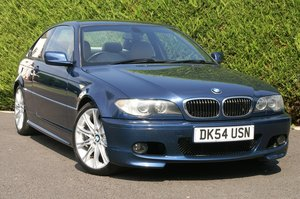 2004 BMW 330Ci Sport Coupe Auto - 69,000 miles SOLD