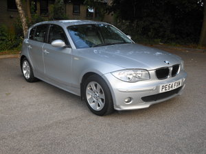 2004 BMW 120i SE Auto 5DR SOLD