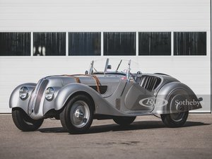 1939 BMW 328 Roadster