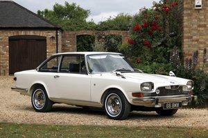 1966 Ultra Rare Fully restored BMW Glas V-8 Coupe