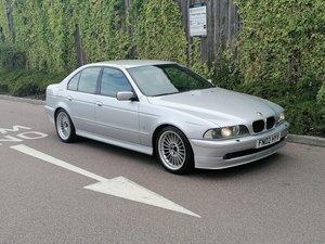 2002 02/02 Alpina B10 build  # 198   Manual G/Box For Sale