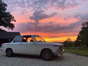 1972 BMW 2002 Fully restored For Sale