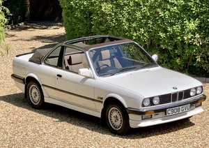 1986 Stunning Bmw E30 Baur Tc For Sale