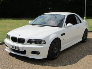 2002 BMW E46 M3 Convertible SMG at ACA 22nd August  For Sale