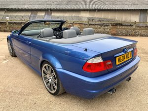 Picture of 2004 BMW M3 (E46) SMG Individual Convertible+ hard top SOLD