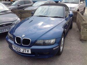 BMW Z3 1.9L Low mileage