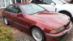 1997 BMW, 535i V8 Auto E39 5 SERIES, Saloon