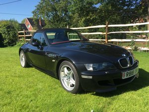 BMW Z3M Roadster with hardtop