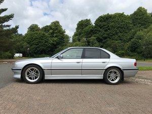 2000 Classic BMW E38 7-Series 740i MSport 4.4V8
