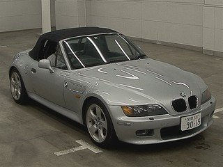 1998 BMW Z3 IMPORTED ROADSTER CONVERTIBLE 2.8 AUTOMATIC * ONLY 26 For Sale