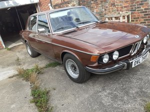 1976 BMW E3 3.0Si