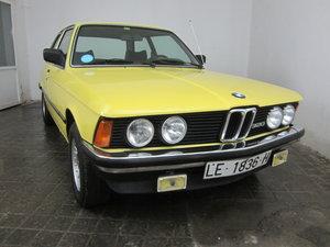 1980 BMW E21 320 6