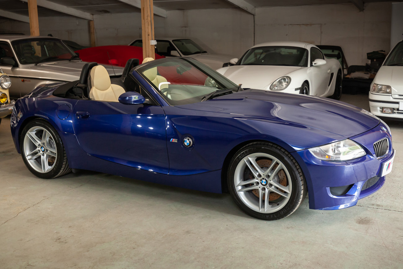 2007 BMW Z4M Convertible just 26k Miles NOW SOLD For Sale (picture 1 of 11)