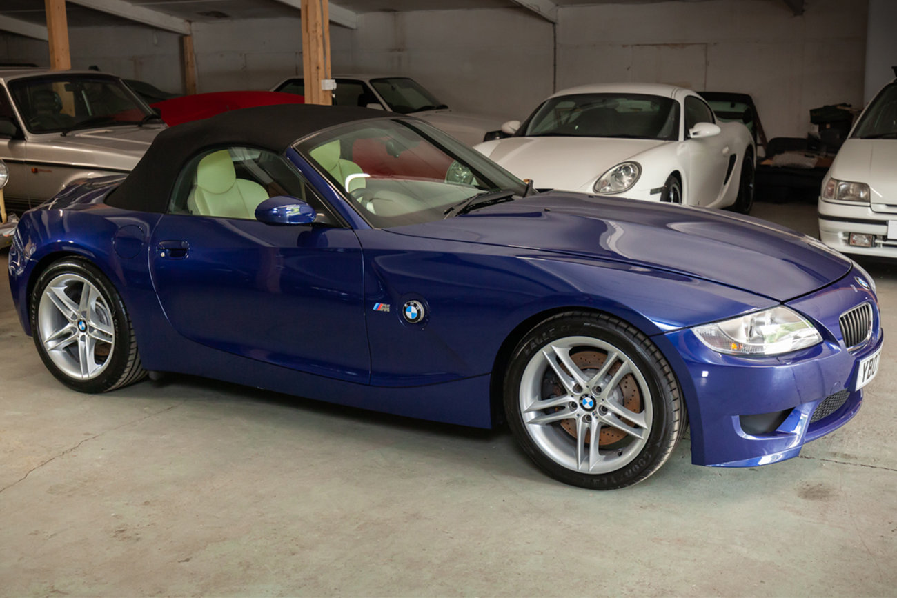 2007 BMW Z4M Convertible just 26k Miles NOW SOLD For Sale (picture 2 of 11)