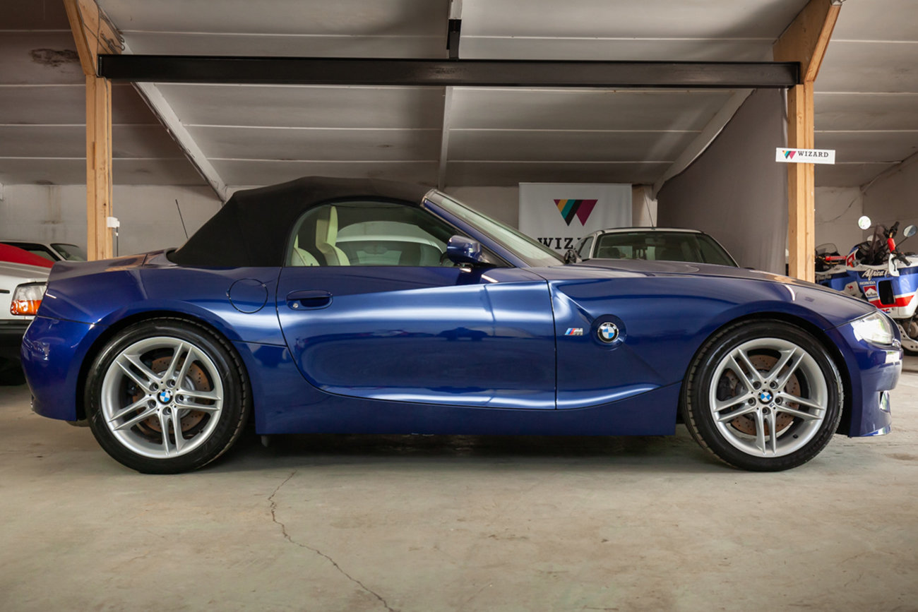 2007 BMW Z4M Convertible just 26k Miles NOW SOLD For Sale (picture 3 of 11)
