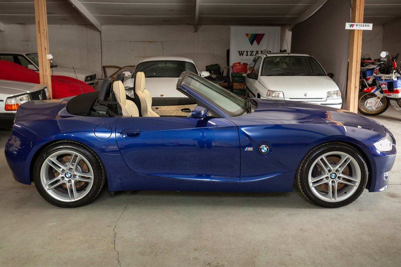 2007 BMW Z4M Convertible just 26k Miles NOW SOLD For Sale (picture 5 of 11)