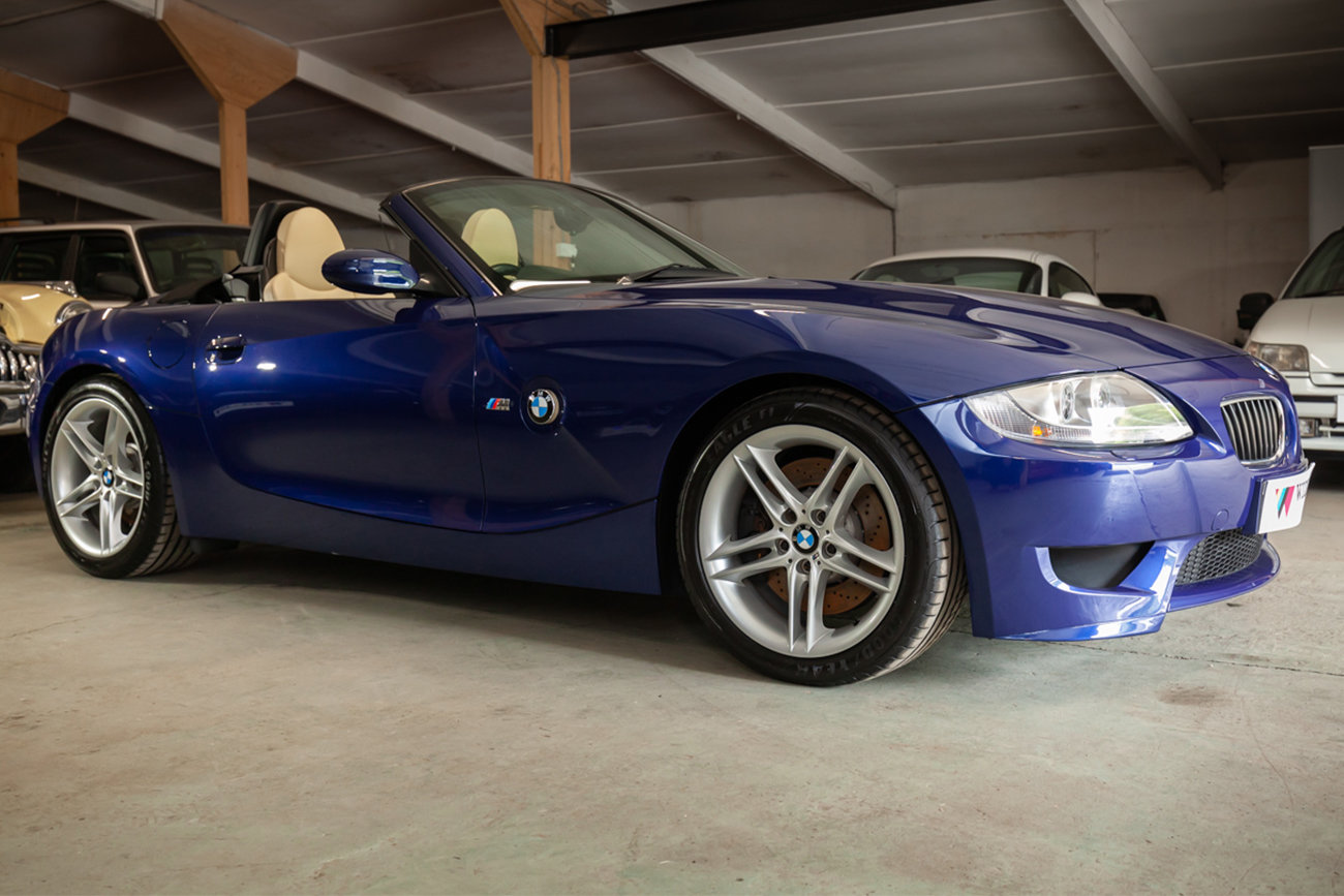 2007 BMW Z4M Convertible just 26k Miles NOW SOLD For Sale (picture 6 of 11)