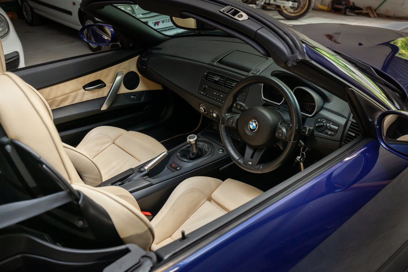2007 BMW Z4M Convertible just 26k Miles NOW SOLD For Sale (picture 7 of 11)