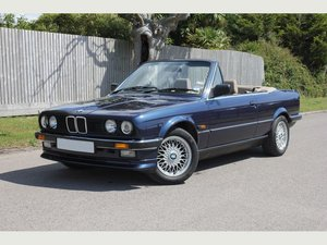 1990 ONE OF THE MOST ORIGINAL LOW MILEAGE E30's FOR SALE