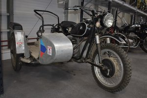 Picture of Lot 208 - 1958 BMW R50 Combination - 27/08/20 SOLD by Auction