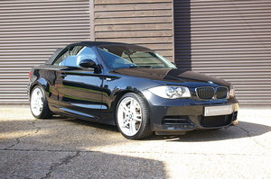 2008 BMW 135i M-Sport Convertible 6 Speed Manual (56,780 miles) SOLD