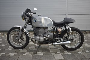 Picture of Lot 214 - A 1979 BMW R80 Cafe Racer - 27/08/2020 SOLD by Auction