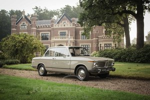 1972 Very nice BMW 1602 S in really very good condition