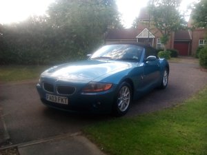 Picture of 2003 BMW Z4 2.5i Model