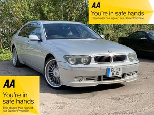 BMW 7 Series 760 LI 6.0 4dr