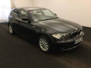 BMW 1 Series 2.0 118i ES 5dr