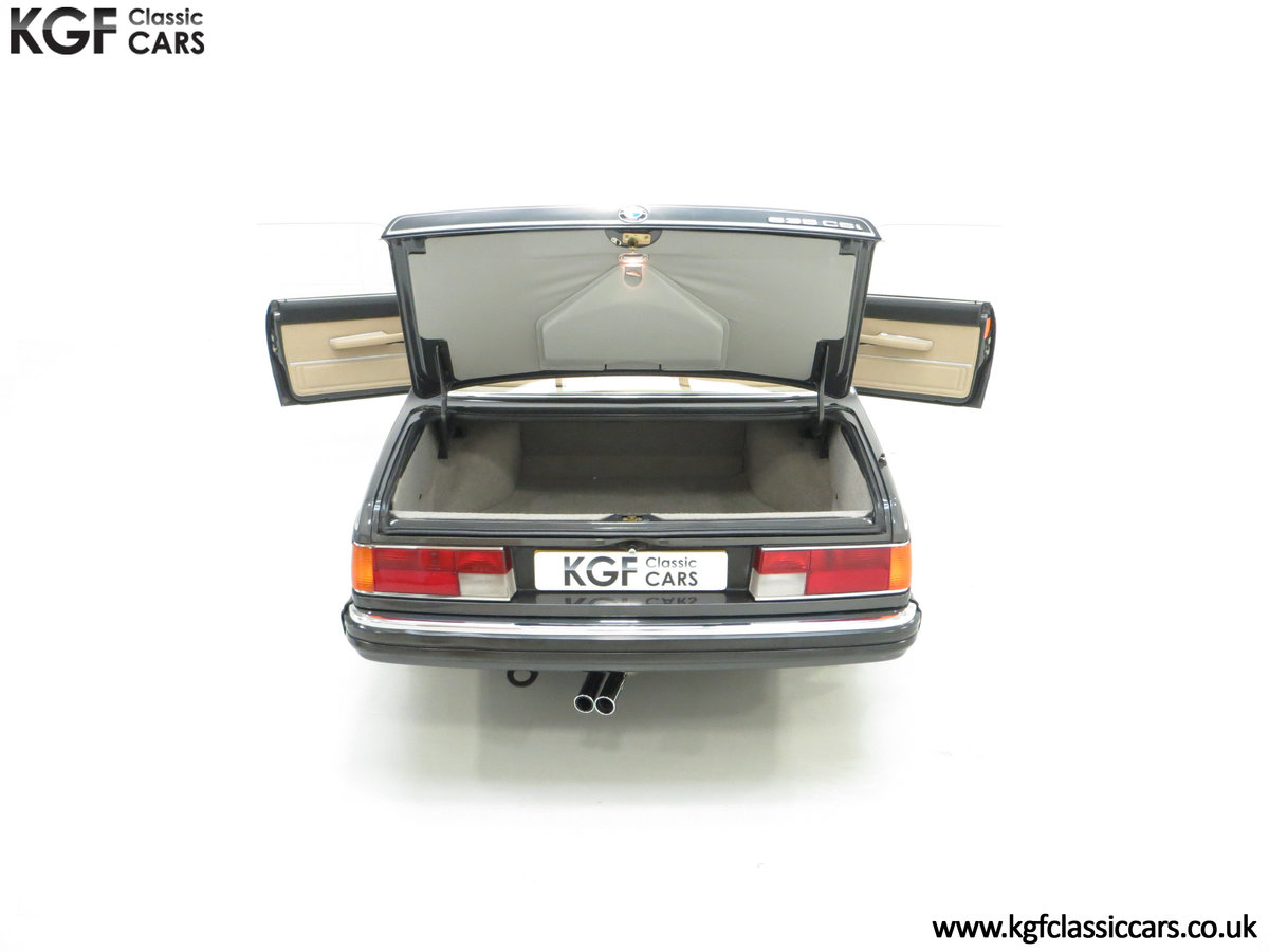 1980 A Magnificent E24 BMW 635 CSi with a Remarkable 23,047 Miles SOLD (picture 11 of 24)