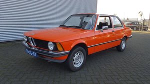 BMW 316 E21 1977 Phönix Orange For Sale