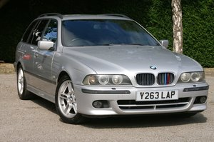 2001 BMW 530i Sport Touring Manual SOLD