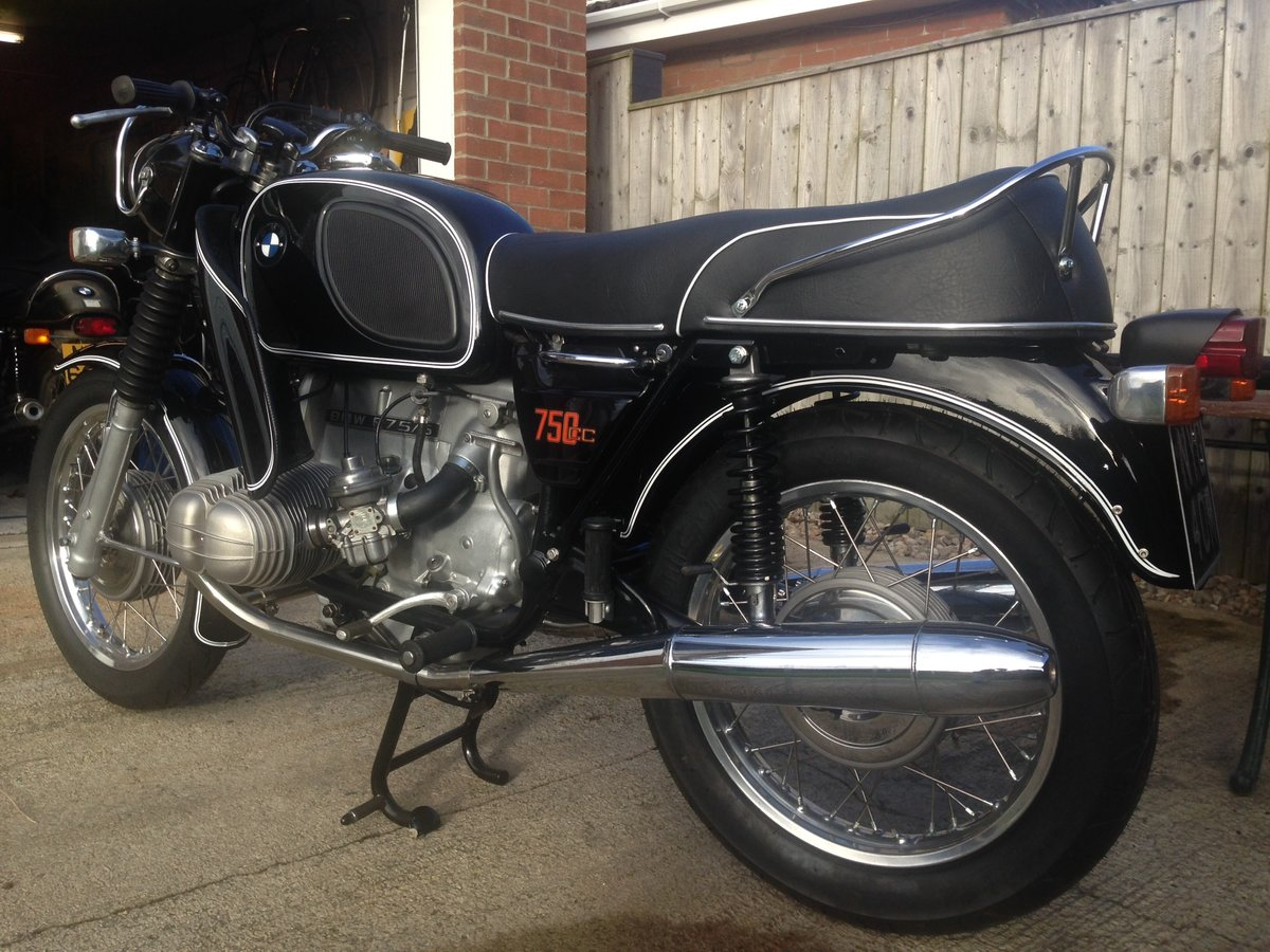 1976 BMW R75/5, R75/6 For Sale (picture 1 of 4)