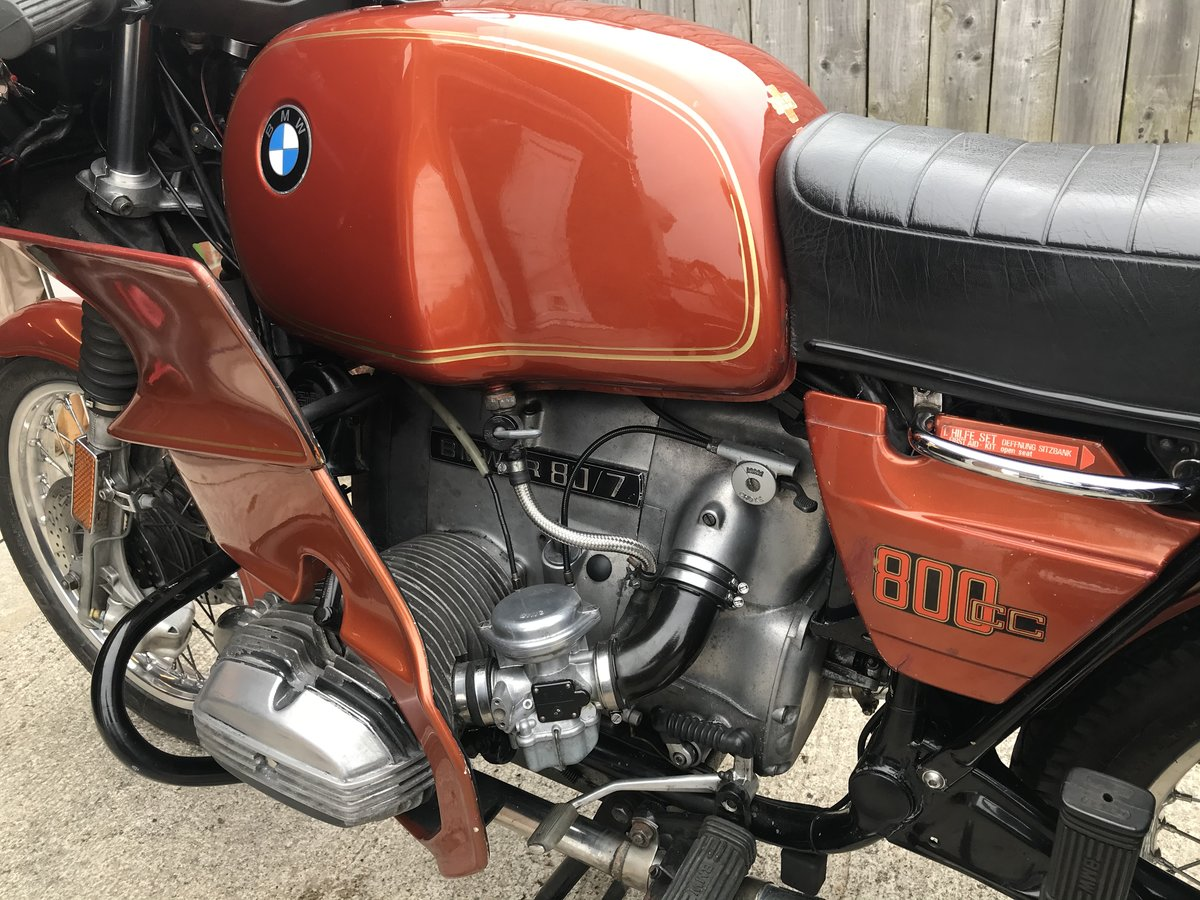 1976 BMW R75/5, R75/6 For Sale (picture 3 of 4)